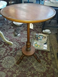 brown wooden table with chairs Odenton, 21113
