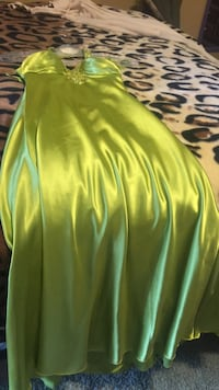 Women's green sleeveless dress size xs Shakopee, 55379