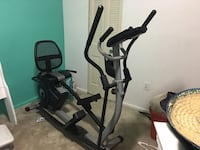 black and gray elliptical trainer Oxon Hill, 20745