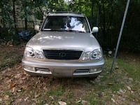 YES ITS AVAILABLE Lexus - LX470 - 1999 Macon