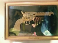 Gold plated colt 45 peacemaker picture McKenzie, 38201