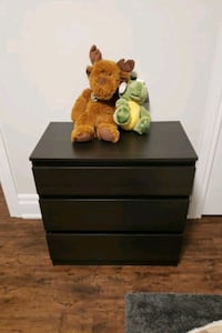 Kullen Ikea Drawer Chest dresser Brown Toronto, M9P 1P4