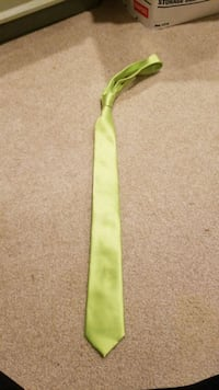 Lime Green Tie  Surrey, V3S 8P2