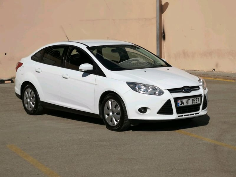 2013 Ford Focus TREND 1.6 TDCI 95PS SW 4