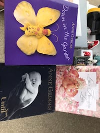 Anne Geddes books (all new, two are sealed one did not come sealed) Bradford West Gwillimbury, L3Z 0R8