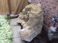Fibreglass rock waterfall Milton, L9T 5T5