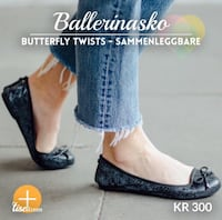Ballerinasko Butterfly Twists Nyborg, 5130