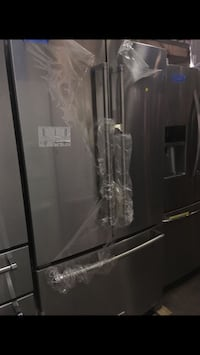New Kitchen Aid French Door Fridge (scratched and dented) Baltimore, 21223