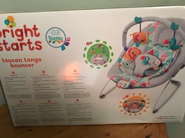 Fisher-price bouncer box