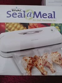Seal a Meal 267 mi