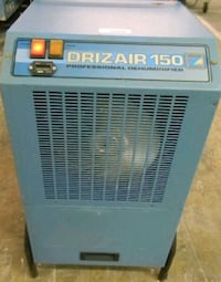 dehumidifier drizair 120's and 150's Saddle Brook, 07663