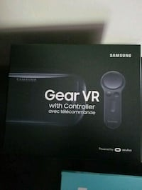 Samsung Gear VR with controller box Edmonton, T5N 1S5