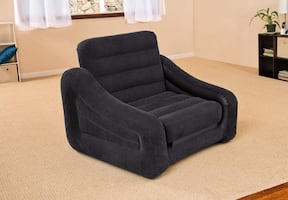 Inflatable sofa chair new - $60 FIRM !!!