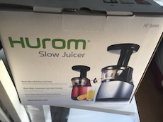 hurom slow juicer boks
