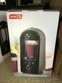 Premium Frozen Smoothie Maker. Dash Chef Series, Comes in Two Colors McLean, 22102