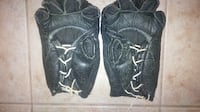 Boxing/Punching Leather Gloves 554 km