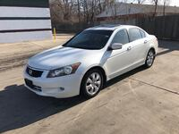 Honda - Accord - 2008 EX V6 runs and drives perfect fully loaded 278,000 miles I am the second owner Reduce price 6300   Springfield, 62703