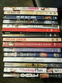 Like New DVD's. 100's to choose from. Kingsport, 37660