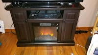 Electric Fireplace Marmet