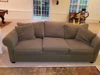 "Couch (84"") Chesterfield, 23838"