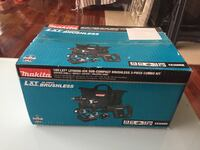 Makita 18V LXT Lithium-Ion Sub-Compact Brushless 3-Piece Combo Kit CX300RB -Brand New Never Opened!  6 mi
