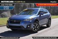 Subaru Crosstrek 2018 Mount Juliet, 37122