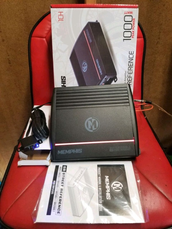 Used and new car amplifier in Dallas - letgo