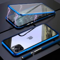Luxury 360 Magnetic Case For iPhone