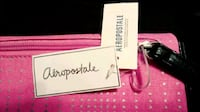 New Aeropastel pink wallet