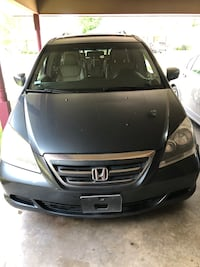 2005 Honda Odyssey EX w/ Leather and DVD RES
