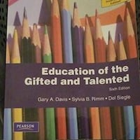 Education of the gifted and talented Manassas