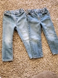 3T skinny jeans Children's Place