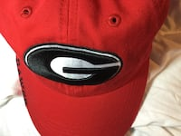 Georgia Bulldogs Relaxed Fit Hat Little Rock