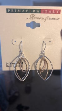 Primavera Italy Earrings Woodbridge, 22192