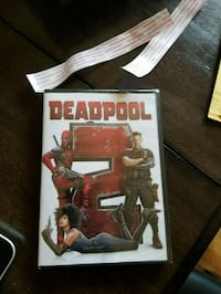 Deadpool 2 DVD Joint Base Lewis-McChord, 98433
