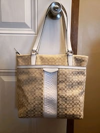 Coach tote Max Meadows, 24360