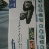 Samsung video security systrm Union City