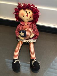 Raggedy Ann and Andy Burbank, 91505
