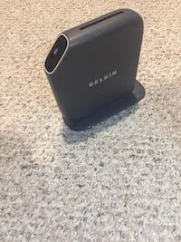 Belkin Play N600 HD Wireless Router - Good Condition Kitchener