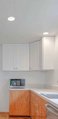 Kitchen cabinets - only wall cabinets - white Arlington, 22202