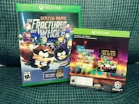 South Park Xbox games
