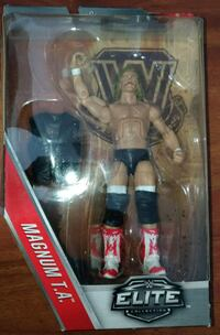 WWE Elite Magnum T.A. London, M5Z 0A5