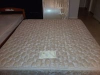 King bed set pillow top new can deliver
