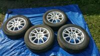Honda Accord set of wheels 195/65 R15 Clearwater, 33756