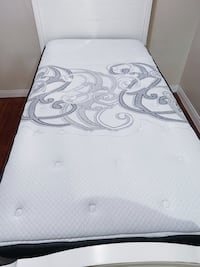 """Macy's Twin Mattress with 2.5"""" Pillow Topper Montebello, 90640"""