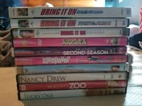 assorted DVD movies  Dover, 19904