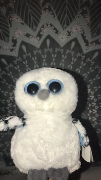 Owl plush toy Boyds, 20841