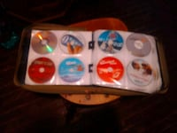 200 dvds with case Lancaster, 43130