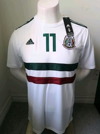 2018 WORLD CUP MEXICO JERSEY   BRAND NEW WITH TAGS Mississauga, L5B 0A1