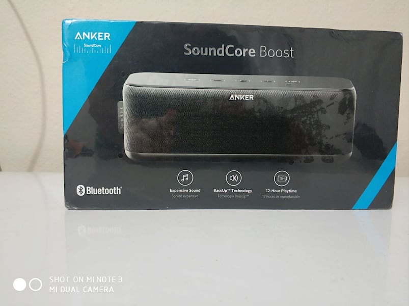 Anker Soundcore Boost 0
